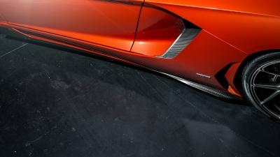 Zaragoza Edizione Aero Side Blades For Lamborghini Aventador