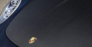 991 GT3-RS V-RS Aero Hood Satin