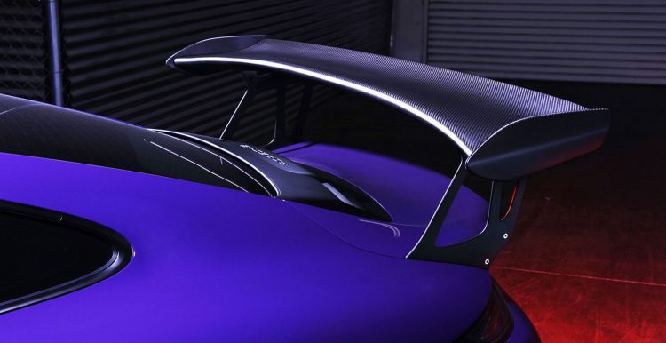 991 GT3-RS V-RS Aero Wing Blade w/ End Caps