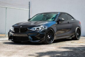 BMW M2 on HRE Classics 300
