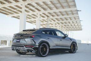 Lamborghini Urus on ANRKY Wheels AN31
