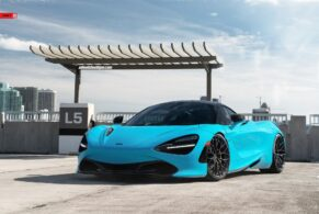 McLaren 720S on ANRKY Wheels AN20