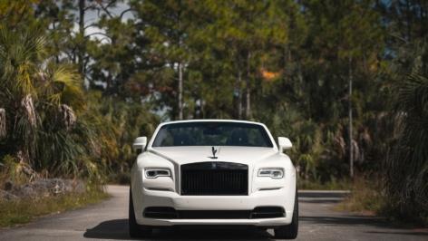 Rolls Royce Dawn on Anrky AN30