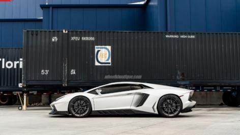 Lamborghini LP700 on ANRKY AN28 SeriesTWO Wheels