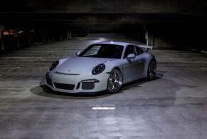 Porsche 991 GT3 on HRE Classic 300