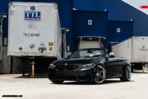 BMW F83 M4 on ANRKY AN35
