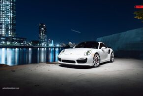 Porsche 991 Turbo on ANRKY AN38