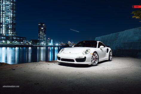 Porsche 991 Turbo on ANRKY AN38