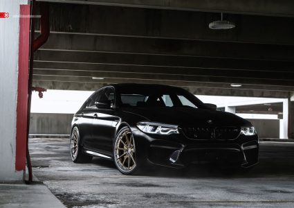 BMW F90 M5 on ANRKY AN38
