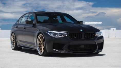 BMW F90 M5 on ANRKY AN38