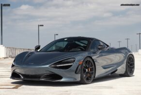 Mclaren 720S on HRE R101 Lightweight