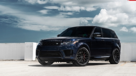 Land Rover Range Rover Sport on ANRKY AN10