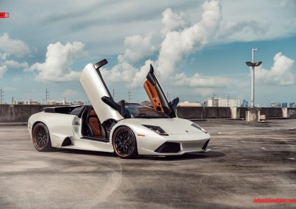 Lamborghini Murcielago on ANRKY RS1