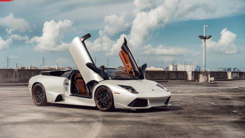 Lamborghini Murcielago on ANRKY RS1