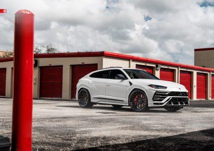 Lamborghini Urus – AN30 SeriesTHREE