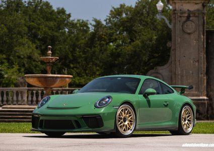 Porsche 991.2 GT3 HRE Classic 300 Wheels