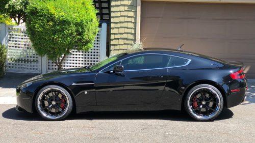 Aston Martin Vantage on HRE S101