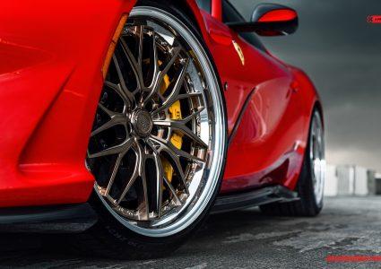 Ferrari 812 Superfast on ANRKY RS1
