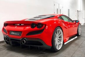 Ferrari F8 Tributo on ANRKY AN18