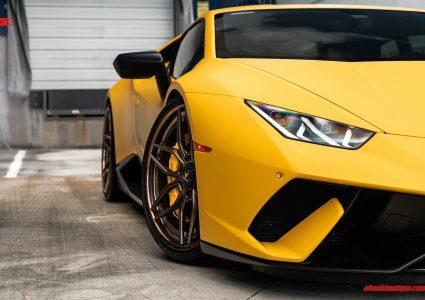 Lamborghini Huracan Performante on ANRKY AN36