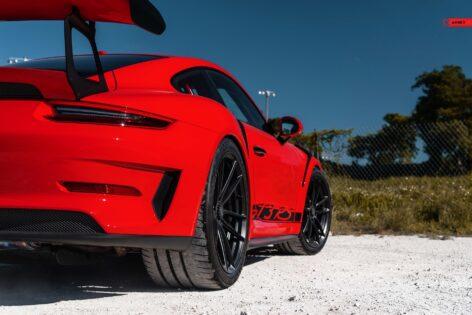 Porsche 991 GT3RS on ANRKY AN24