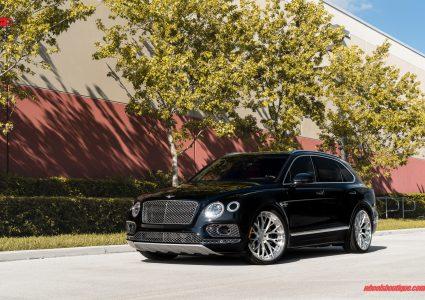 Bentley Bentayga on ANRKY AN30