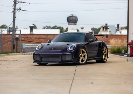Porsche 991 GT2RS on ANRKY AN15