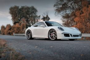 Porsche 991 Carrera S on HRE P101SC