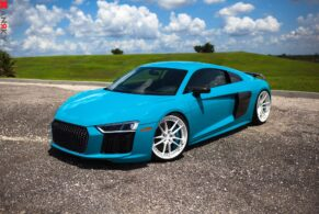 Audi R8 V10 Plus on ANRKY AN34