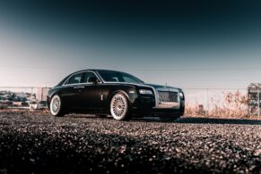 Rolls Royce Ghost on Rotiform LHR-M