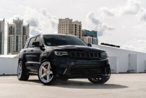 Jeep Grand Cherokee Trackhawk on ANRKY AN35