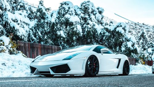Lamborghini Gallardo on ANRKY AN18