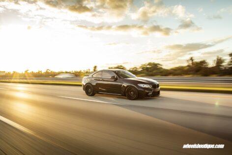 BMW F87 M2 on HRE Classic 300