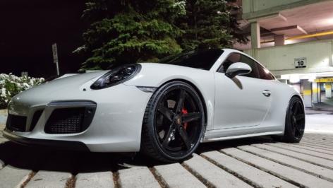Porsche 991 GTS on ANRKY AN35