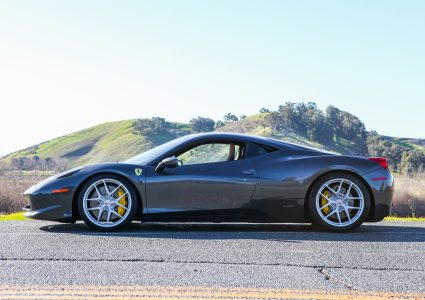 Ferrari 458 on HRE R101 Lightweight