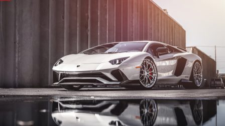Lamborghini Aventador S on ANRKY AN20