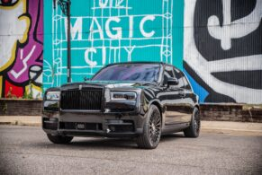 Rolls-Royce Cullinan on Forgiato Singolo-M
