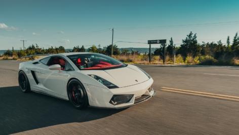 Lamborghini Gallardo on ANRKY AN18