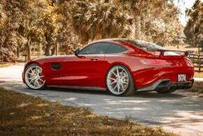 Mercedes-Benz AMG GTS on ANRKY AN12