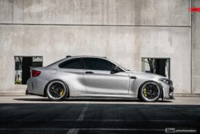 BMW M2 on ANRKY RS2