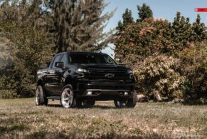 Chevrolet Silverado Trailboss LT on ANRKY AN36-S