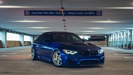 BMW F80 M3 on ANRKY RS5