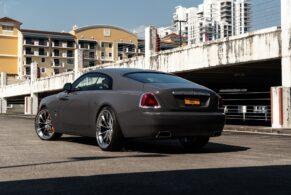 Rolls-Royce Wraith on HRE S204H