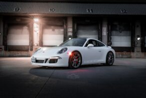 Porsche 991.1 Carrera S on HRE P101SC