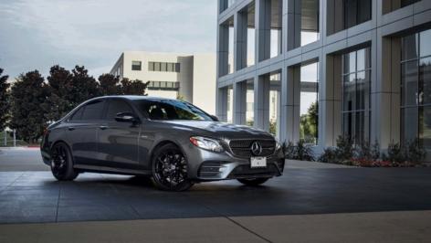 Mercedes-Benz W213 E43 AMG Sedan on HRE FF10