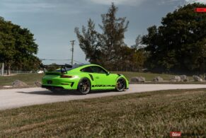 Porsche 991.2 GT3RS on ANRKY S1-X4