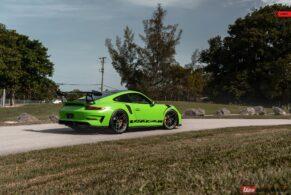 Porsche 991.2 GT3RS on ANRKY S1-X4