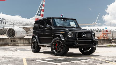 Mercedes-Benz W463A G63 AMG on ANRKY RS5