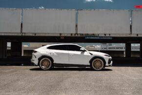 Lamborghini Urus on ANRKY S3-X1