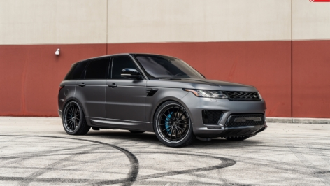 Land Rover Range Rover Sport on ANRKY AN39